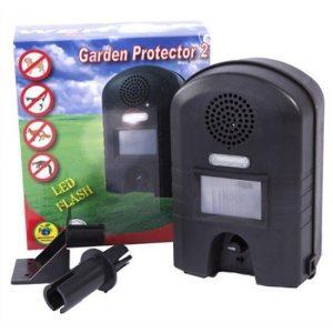 weitech pest garden protector 2 met doos ultrasone marter verjager